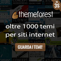 ThemeForest, i migliori temi per WordPress.