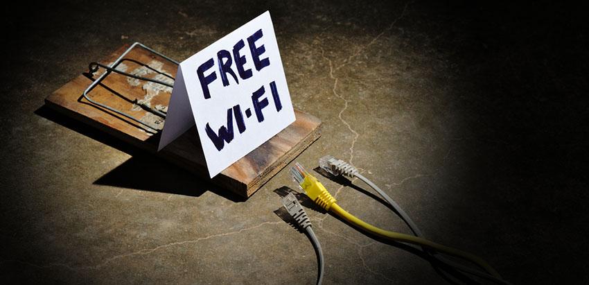Reti WiFi pubbliche non sono sicure