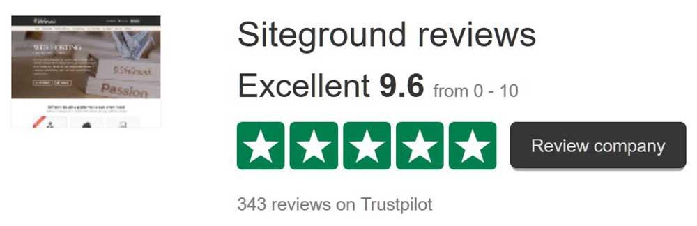 recensione-siteground-trustpilot