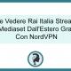 Come Vedere Rai Italia Streaming e Mediaset Dall'Estero Gratis Con NordVPN